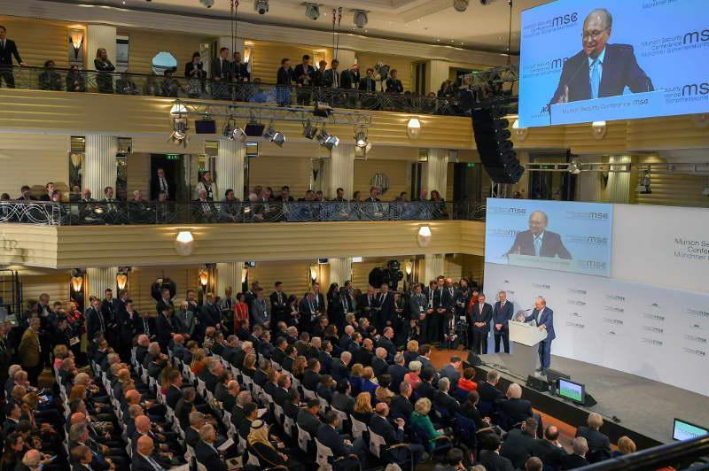 Мюнхенская конференция по безопасности открыта для всех, в том числе для Ирана и Северной Кореи - Вольфганг Ишингер