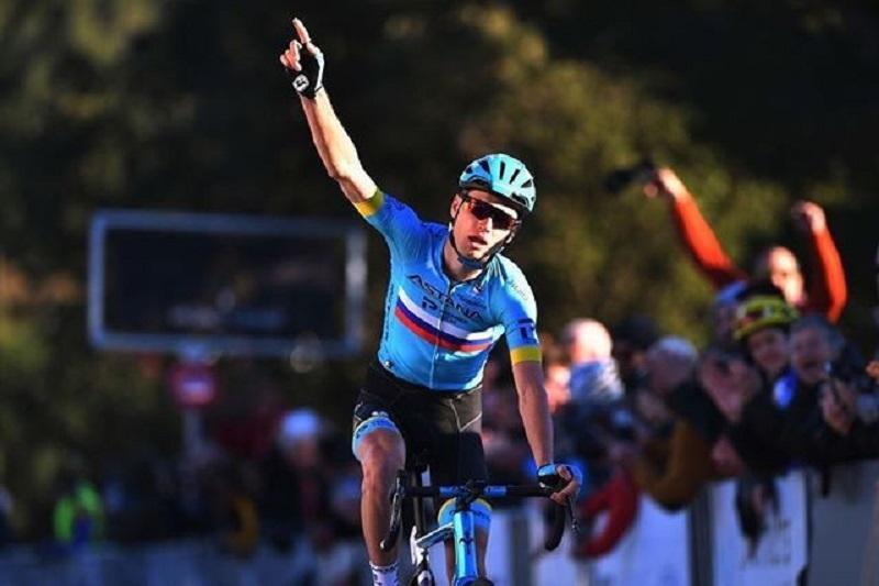 Гонщик «Астаны» победил на втором этапе многодневки «Тур Прованса»