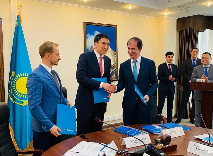 Площадь лесов планируют увеличить в Казахстане