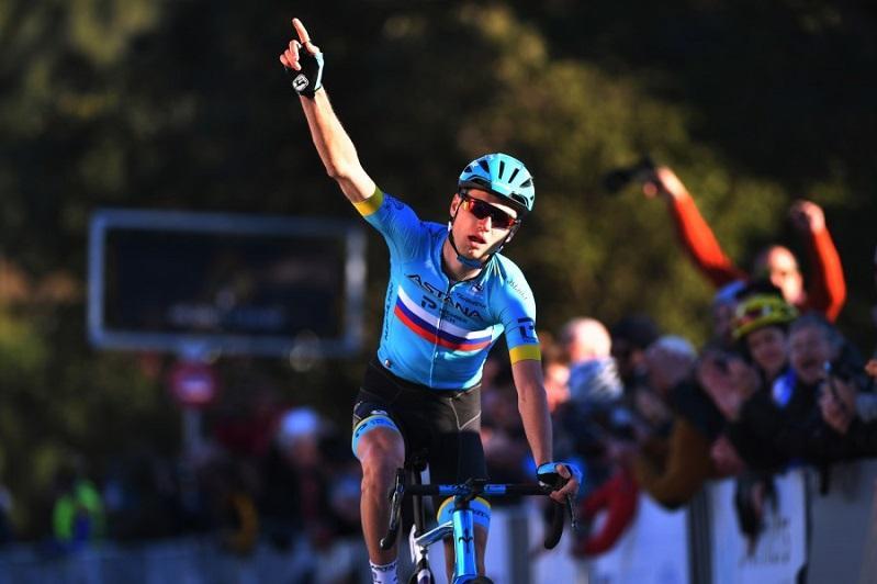 Astana's Vlasov takes solo victory in Tour de la Provence Stage 2