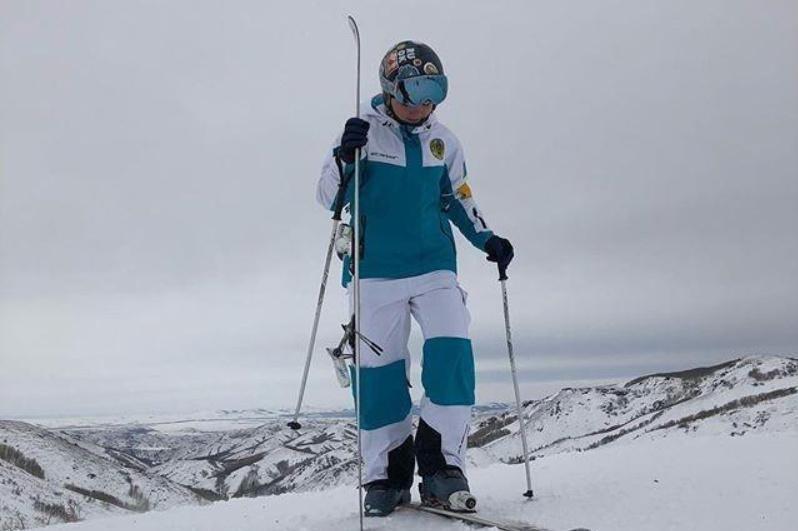 Kazakhstan moguls' prodigy Gorodko stuns again