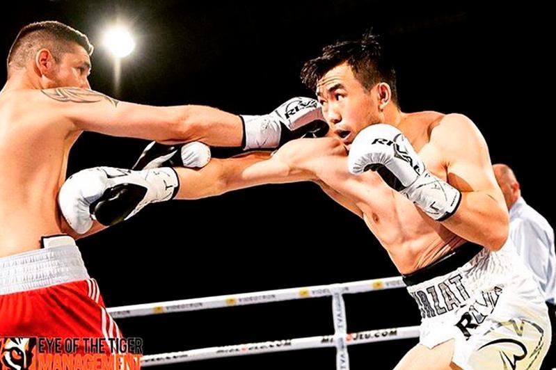 Небитый казахстанский боксер сразится с мексиканцем по прозвищу «Тайсон»
