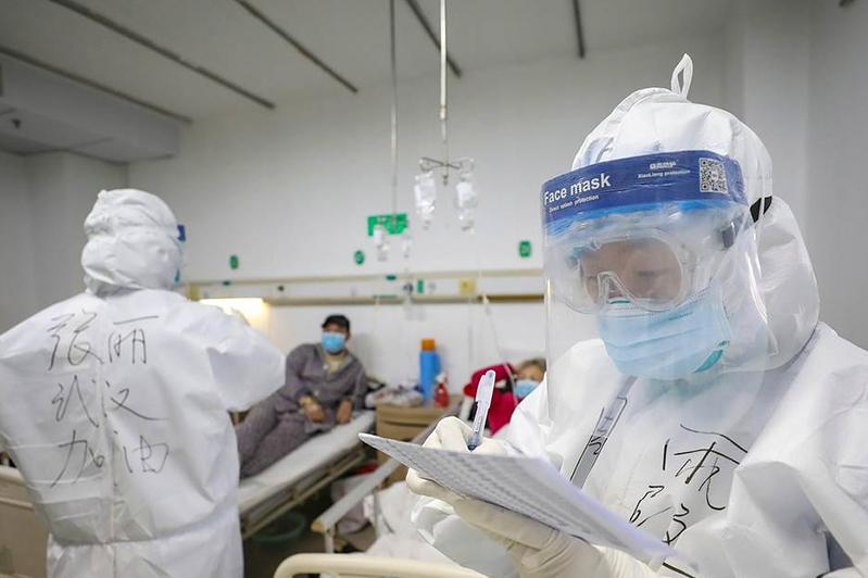 China reports 2,641 new confirmed cases of coronavirus, 143 new deaths