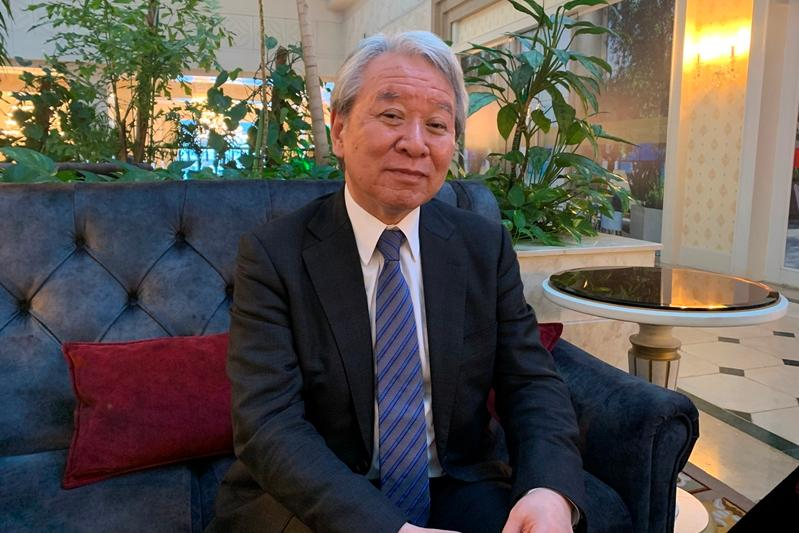 The future appears bright for people of Kazakhstan and Japan – Dr. Akihiko Tanaka