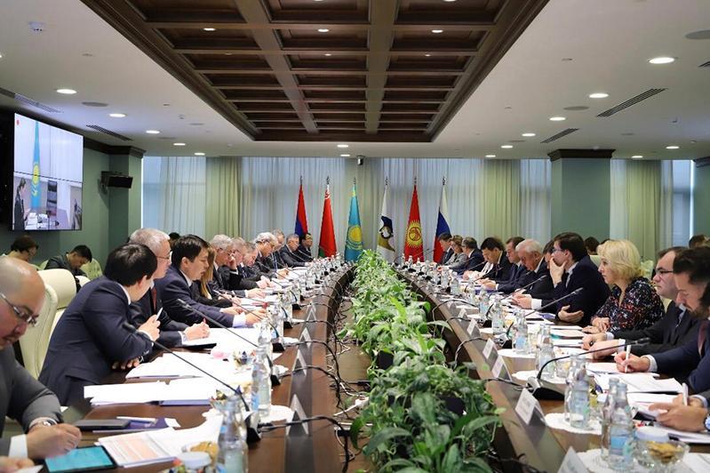 Страны ЕАЭС договорились об обеспечении максимальной эффективности единого рынка