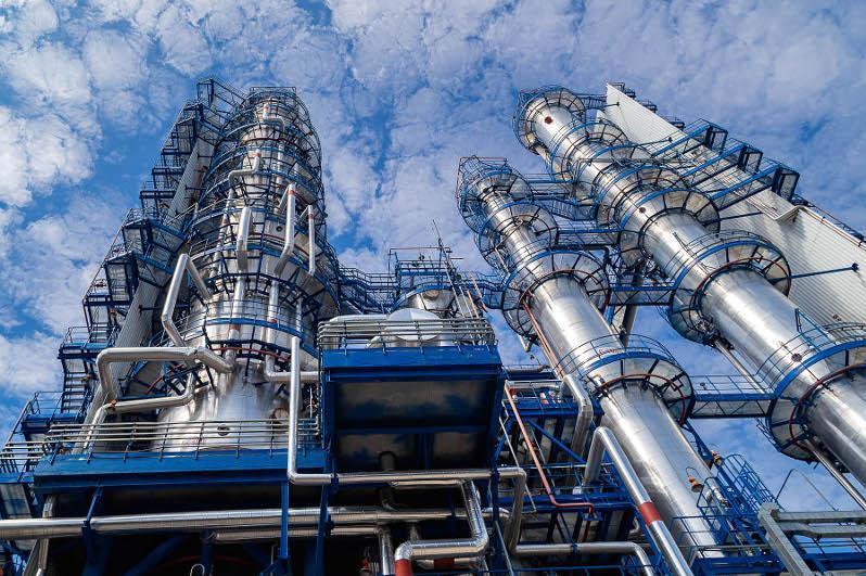 突厥斯坦州正在建设一座全新的炼油厂