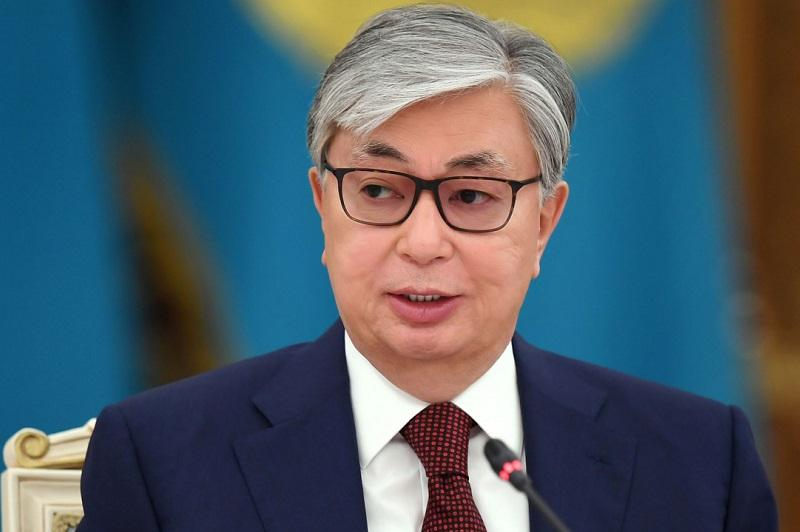 Kazakh President meets with Siemens AG CEO