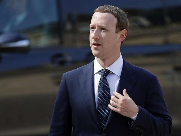 Марк Цукерберг: Facebook разрабатывает новые методы борьбы с фейковыми аккаунтами