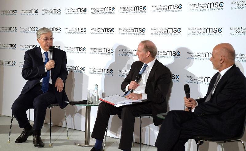 Касым-Жомарт Токаев: Роль Центральной Азии в глобальной геополитике будет только возрастать