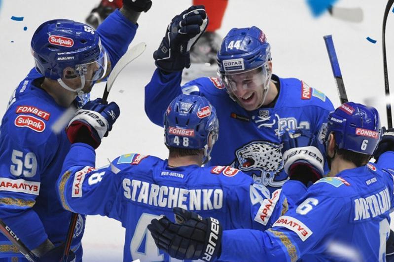 KHL: Barys players extend winning streak to 6 games