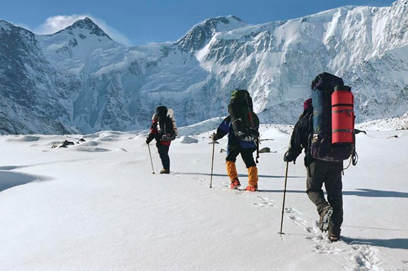 Не выезжать в горы рекомендует ДЧС Алматы