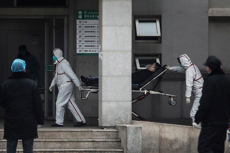 China reports 2,009 new confirmed cases of coronavirus, 142 new deaths