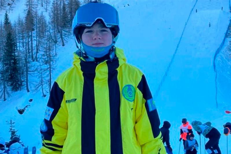 Kazakhstan's Gorodko wins another gold at FIS European Cup