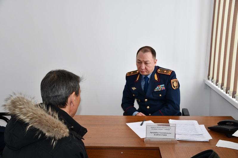 Акмолинца вынуждали заплатить налог за алматинскую фирму
