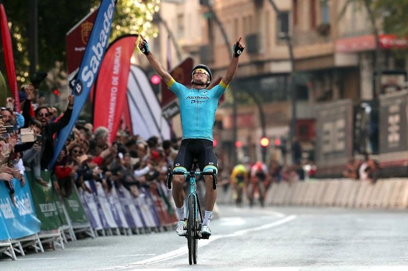 Astana win big at Vuelta Ciclista a la Region de Murcia Stage 2