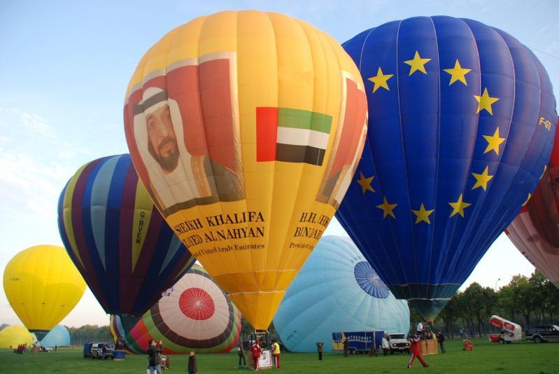 UAE Balloon Team to launch Expo Dubai Balloon Festival