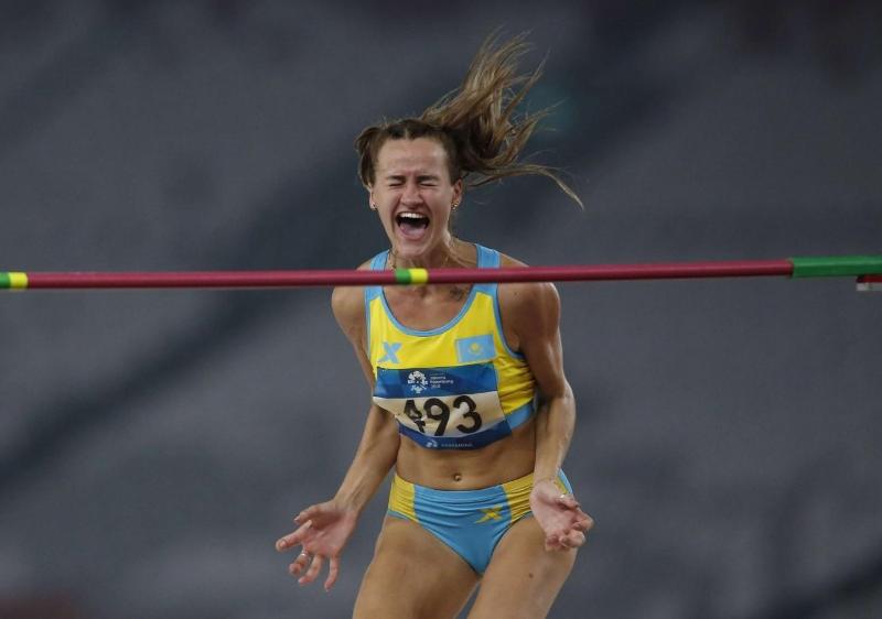 Казахстанка завоевала «золото» на турнире по легкой атлетике в Стамбуле