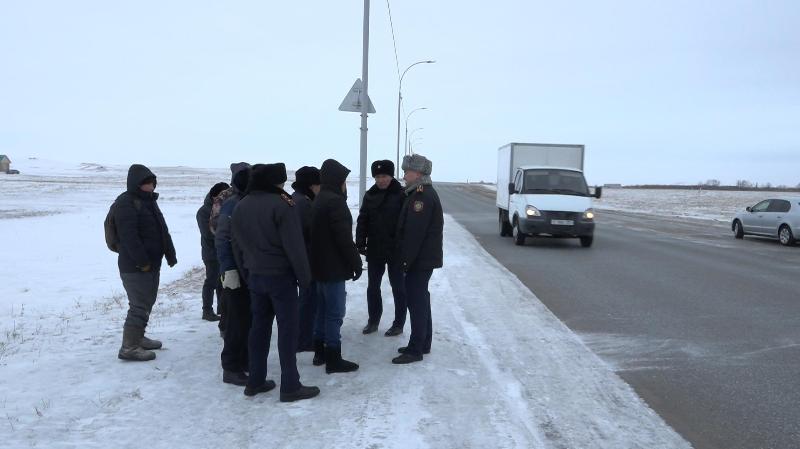 Новая автобусная остановка появится в Кокшетау благодаря полицейским