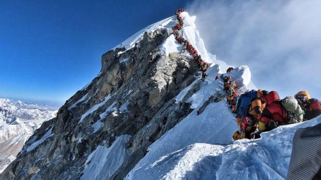 Nepal Everest shyńyn qoqystan tazalaýǵa áskerılerdi jumyldyrmaq- VVS