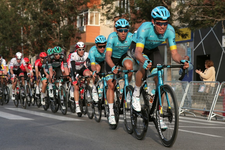 Clasica de Almeria. Fast day for sprinters ahead of two big races, Astana's Gidich is 16th