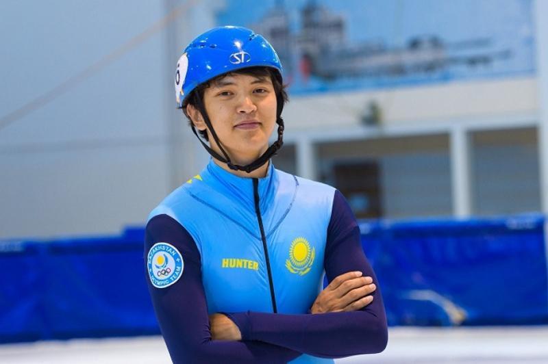 Kazakh Azhgaliyev pockets bronze at World Cup Dordrecht 2020