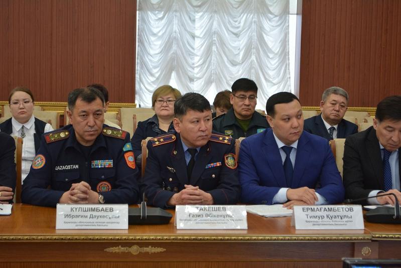 Қарағанды облысы Қылмыстық-атқару жүйесі департаментіне жаңа басшы тағайындалды