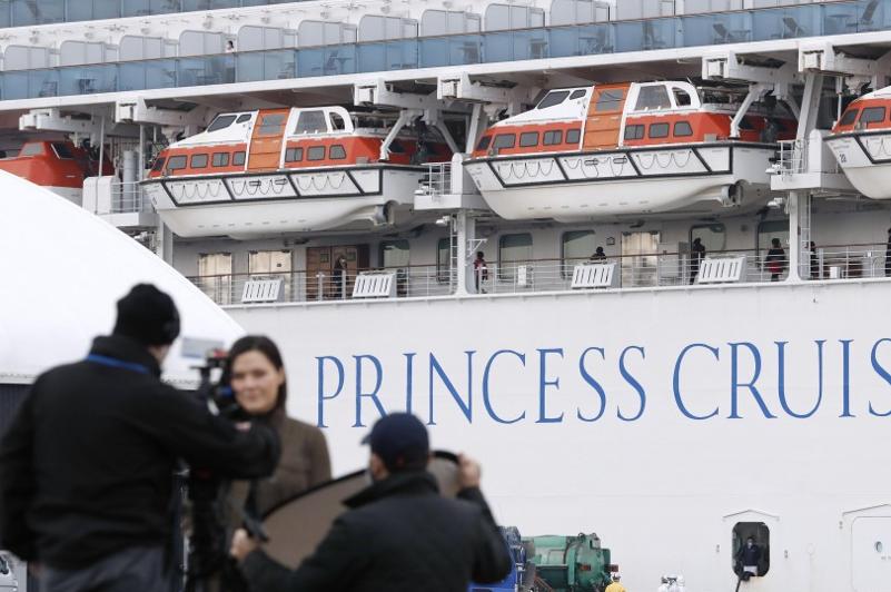 Австралия эвакуирует своих граждан с круизного судна Diamond Princess