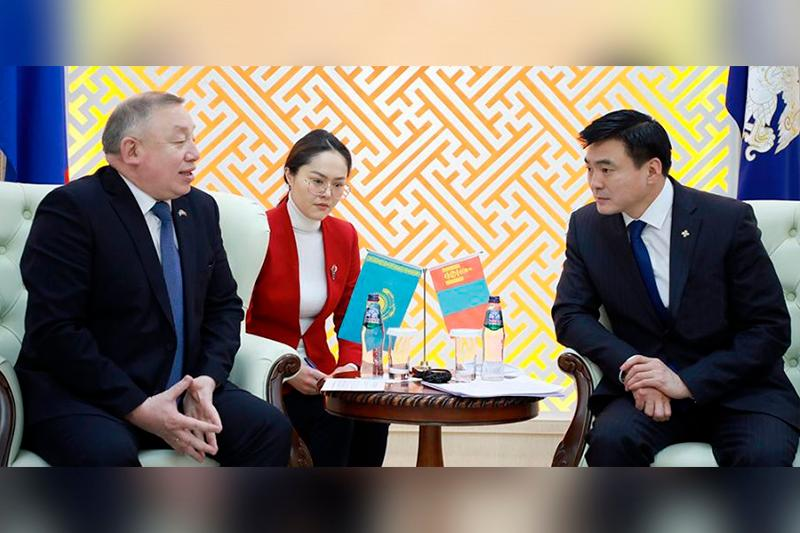 Ulaanbaatar to have a street named after Nur-Sultan