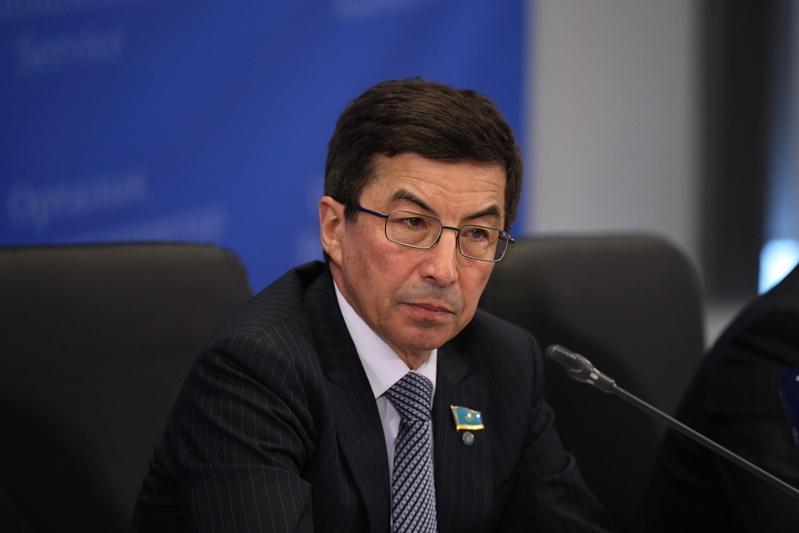 Уведомительныйпорядок является главнымпунктомзаконопроекта о мирных митингах - Нурлан Жазылбеков