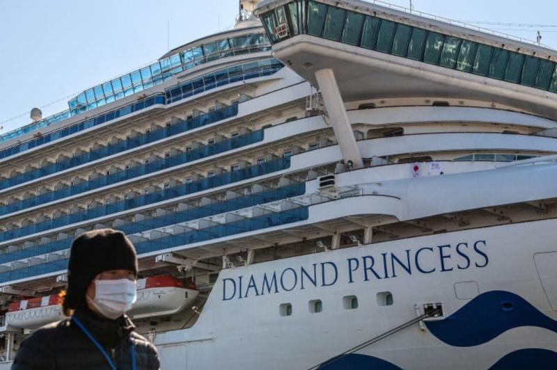 Diamond Princess laınerindegi qazaqstandyqtardyń jaǵdaıy qalaı