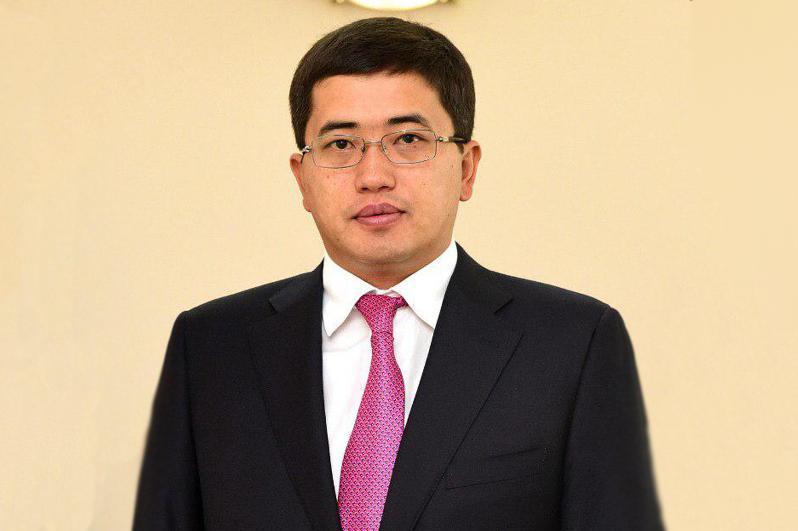 Ержан Жилкибаев назначен заместителем акима Жамбылской области