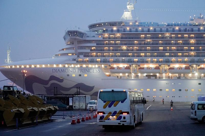 No Kazakhstanis fallen ill aboard the Diamond Princess, Minister