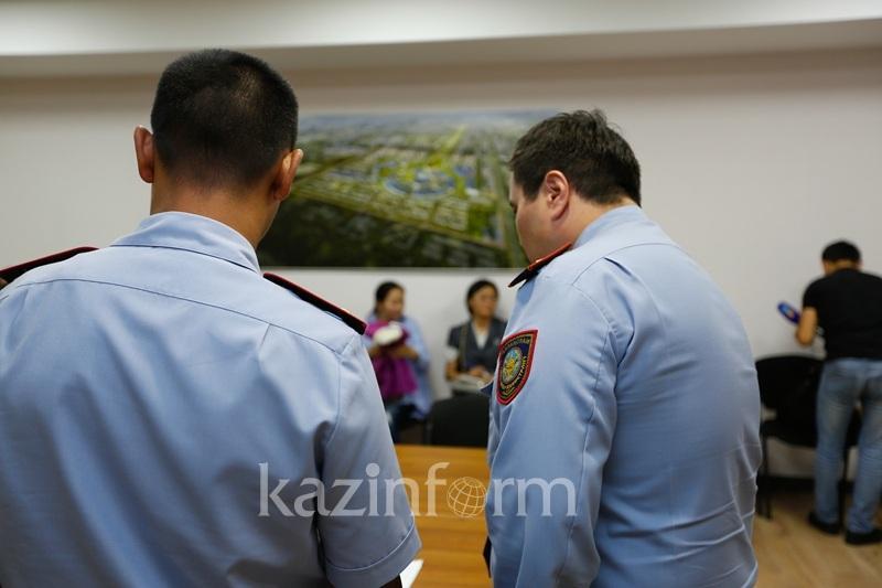 Канал сбыта наркотиков пресекли полицейские в Нур-Султане
