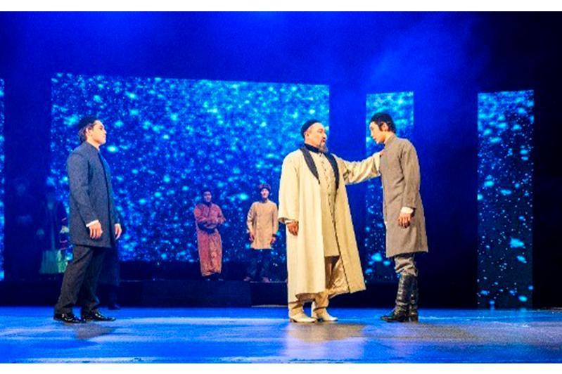 Творческий вечер в честь 175-летия Абая прошел в Алматы