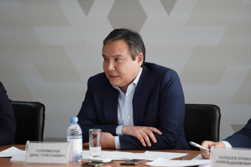 Dias Suleimenov elected as President of National Ski Association