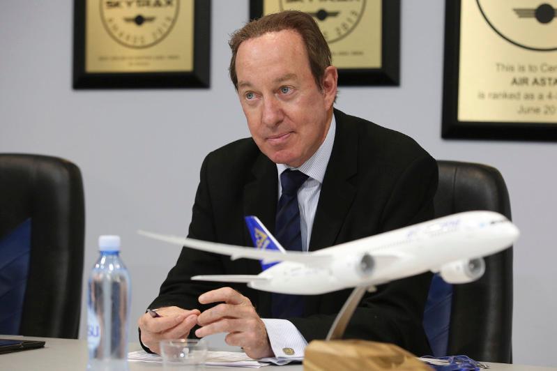 Питер Фостер: Средняя стоимость билетов FlyArystan составила 13 тысяч тенге