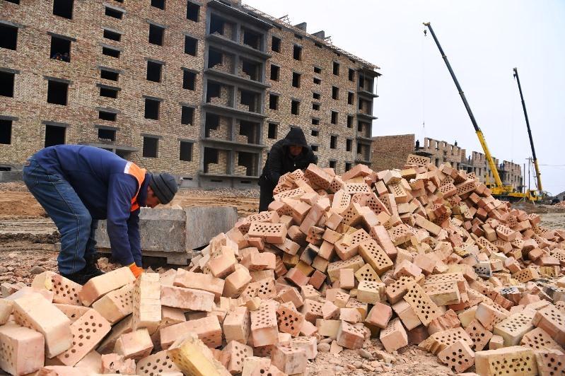 Туркестан: качество строительства объектов на особом контроле