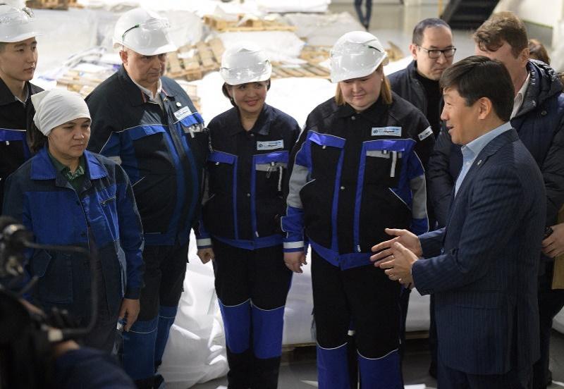 Әбілқайыр Сқақов «Nur Otan» партиясы филиалының төрағасы болып сайланды