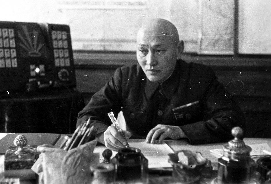 ستالين ونى «شىعىس قىرانى» دەپ اتادى