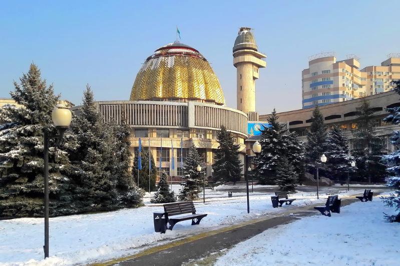 Дворец школьников будет реконструирован в Алматы