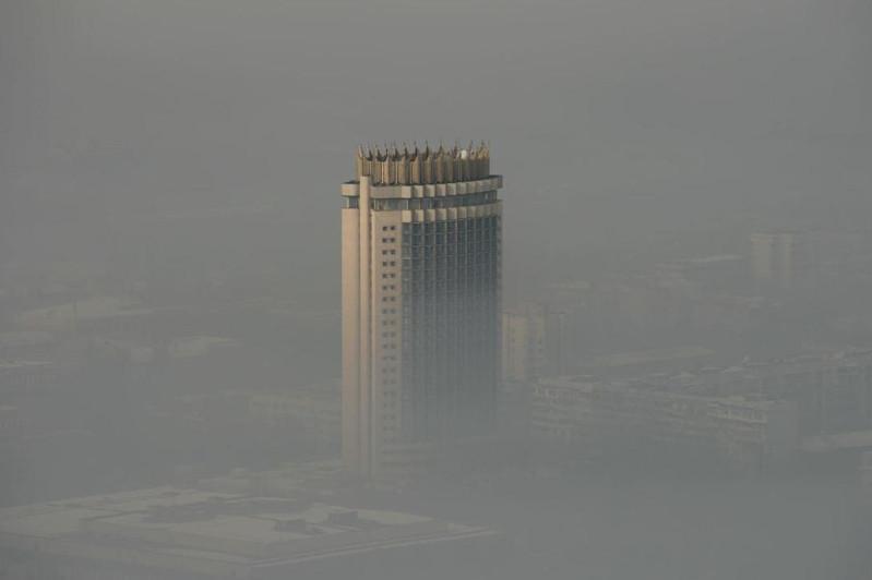 Специальные микроавтобусы будут замерять уровень загрязнения воздуха в Алматы