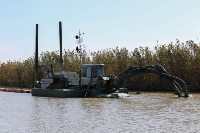 В 2020 году продолжатся дноуглубительные работы на реках Урал и Кигач - Махамбет Досмухамбетов