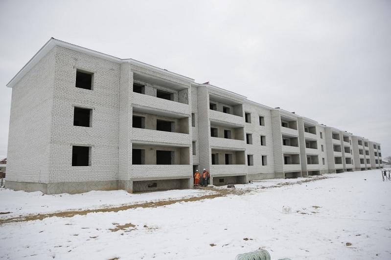 Строительство жилья в Атырауской области продолжится - Махамбет Досмухамбетов