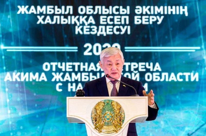Представители всех национальностей должны сохранять мир и согласие в регионе – Бердибек Сапарбаев