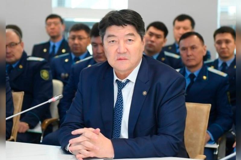 Назначен прокурор Туркестанской области