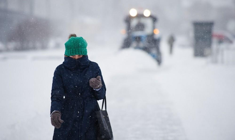 Unstable weather predicted for Kazakhstan