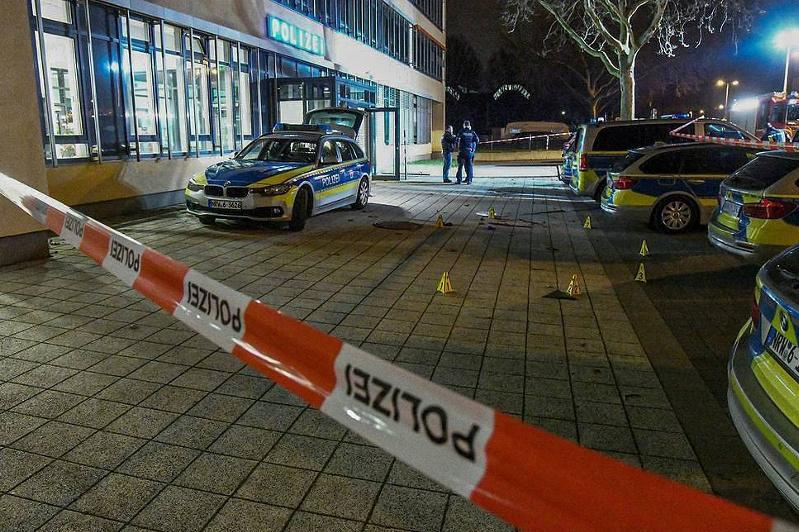 Shooting spree in Germany leaves at least eight dead, five injured