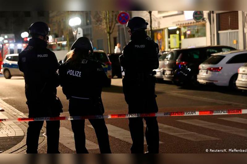 Германиядағы атыстан 8 адам мерт болып, 5 адам жарақаттанды