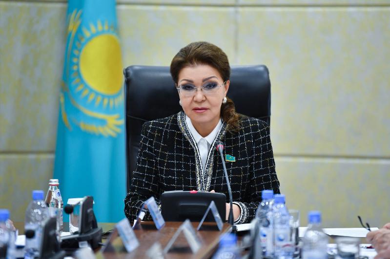 Дарига Назарбаева встретилась с представителями аграрных колледжей