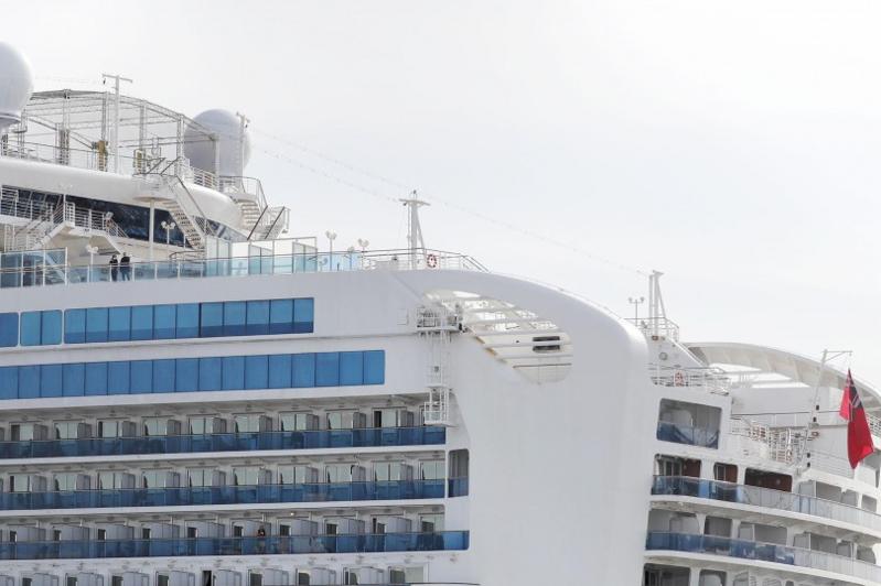 2 elderly passengers of virus-hit ship die: Japan gov't source